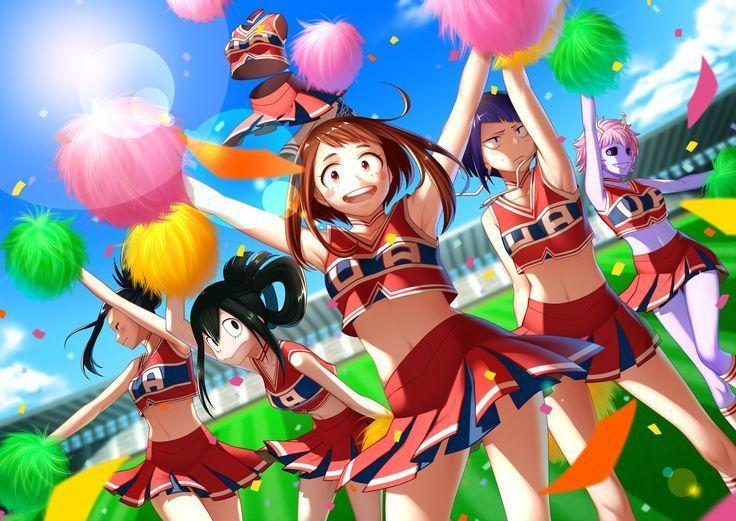 30176 - Cuántas chicas del anime conoces