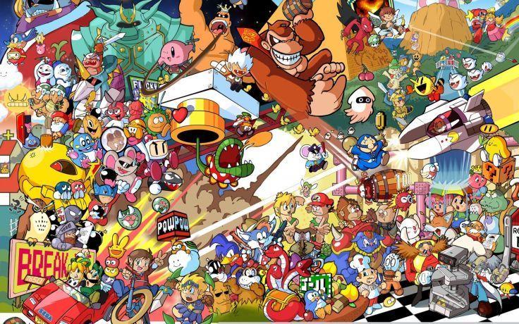 30197 - ¿Reconoces a estos personajes de videojuegos?