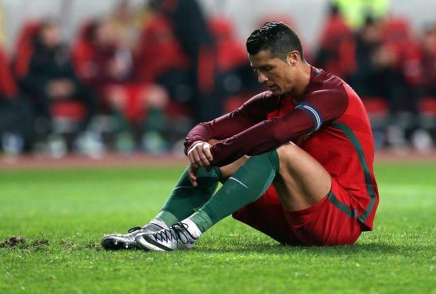 30204 - ¿Por qué Cristiano Ronaldo está jugando tan mal?