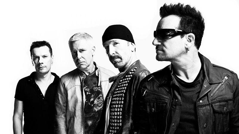 ¿Cómo se llama el disco de U2 en el que sale la canción Vertigo?