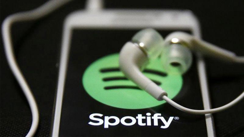 Eres usuario de Spotify?