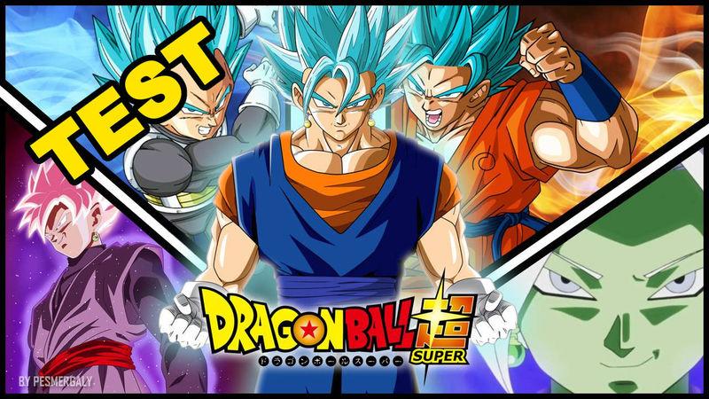30272 - ¿Cuánto sabes de Dragon Ball Super?