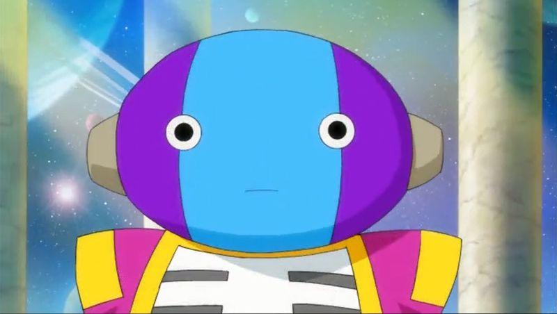 ¿A quien llevo Gokú a Zeno Sama para ser su mejor amigo?