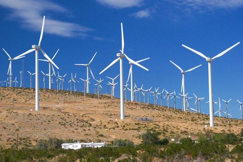 ¿Cual es el país con mayor producción de energía eólica del mundo?