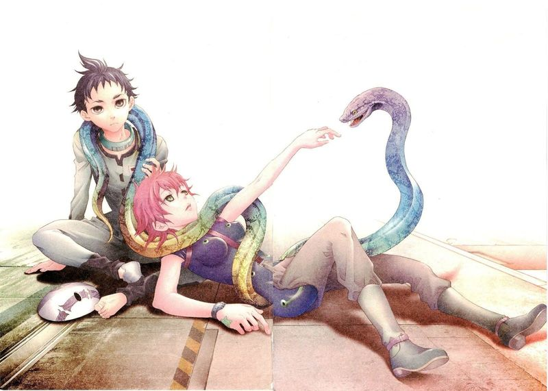 No podía hablar de personajes sin mencionar a Azami, ¿Quién es el responsable directo de su muerte?