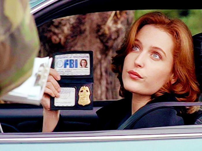 ¿Qué Actriz rechazó ser Dana Scully en 'Expediente X'?