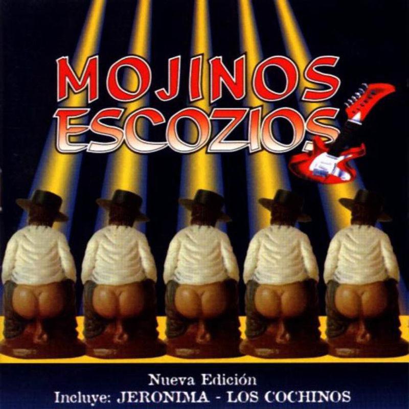 ¿Cuál iba a ser el nombre del primer disco de Mojinos?