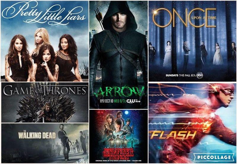 30473 - ¿Qué personaje de estas series son tus favoritos?