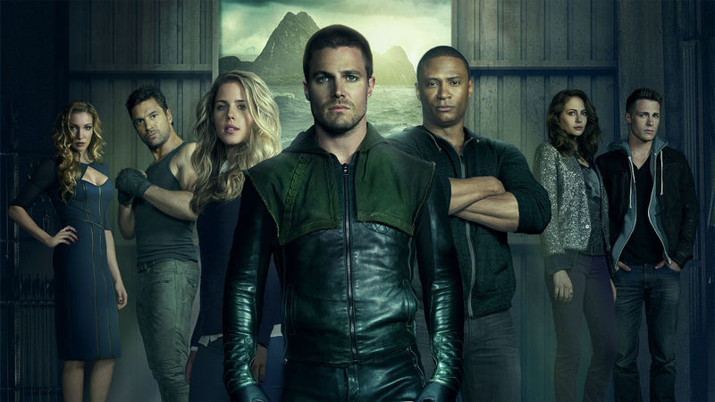 Arrow: ¿Cuál es tu favorito?