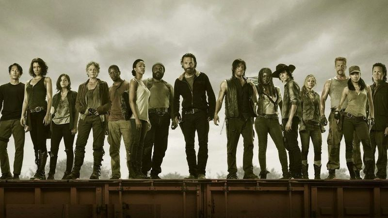 The Walking Dead: ¿Cuál es tu favorito?