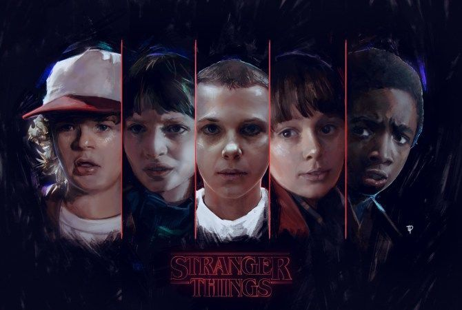 Stranger Things: ¿Cuál es u favorito?