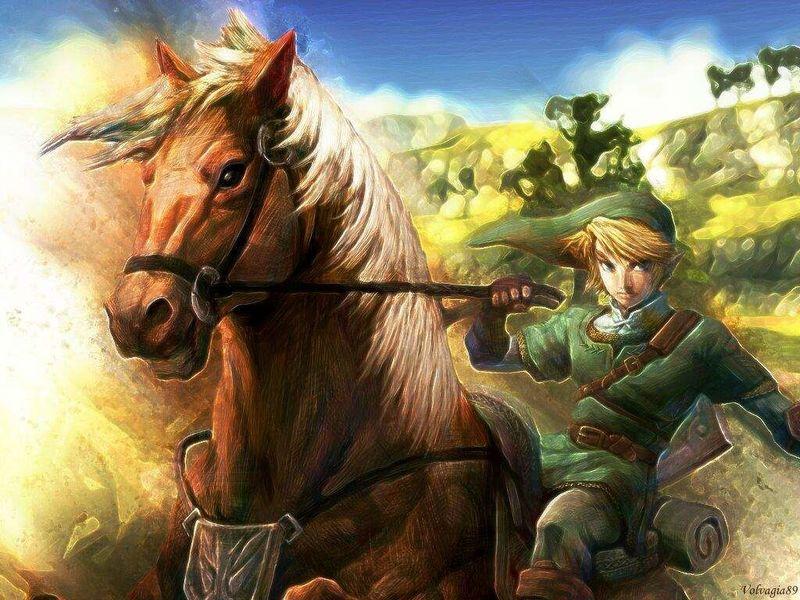 30482 - Caballos y monturas famosos de los videojuegos