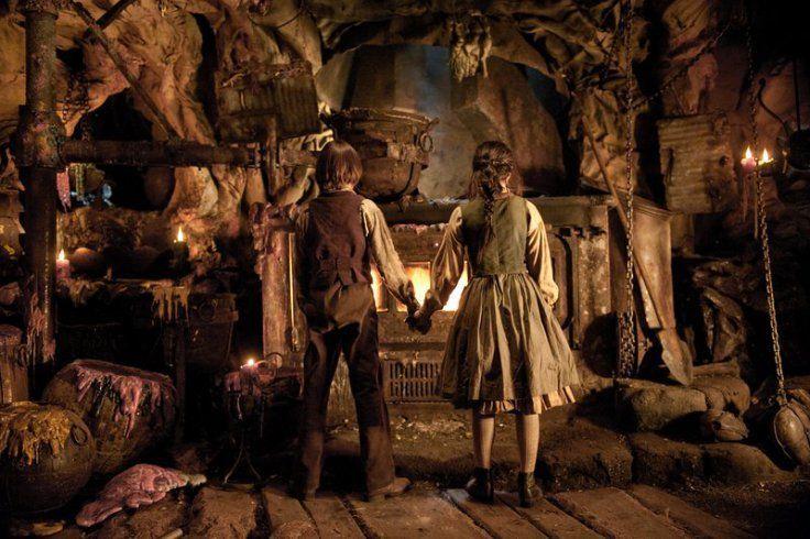 En Hansel y Gretel ¿había una casa de chocolate y chucherías?