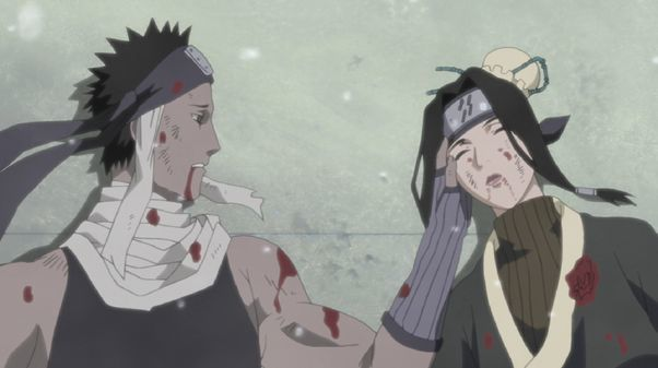 ¿Lloraste con la muerte de Haku y Zabuza?
