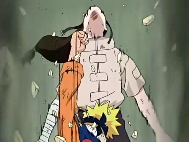 ¿Lloraste cuando Naruto venció a Neji?