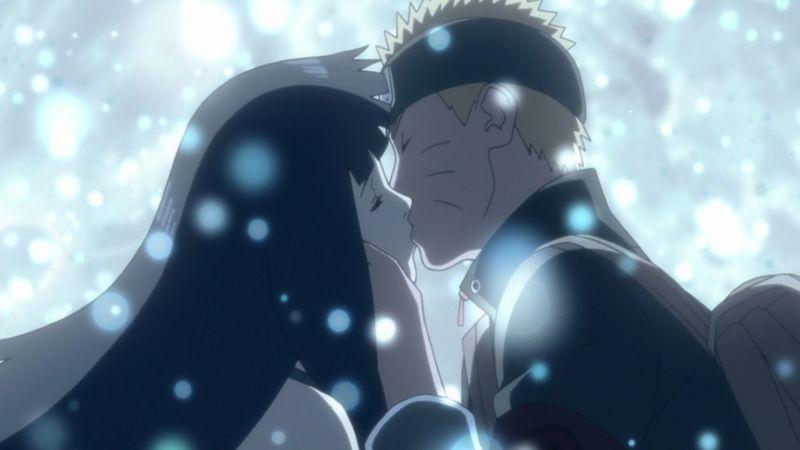 ¿Lloraste cuando Naruto besó a Hinata?