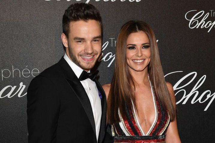 Cheryl Cole y Liam Payne