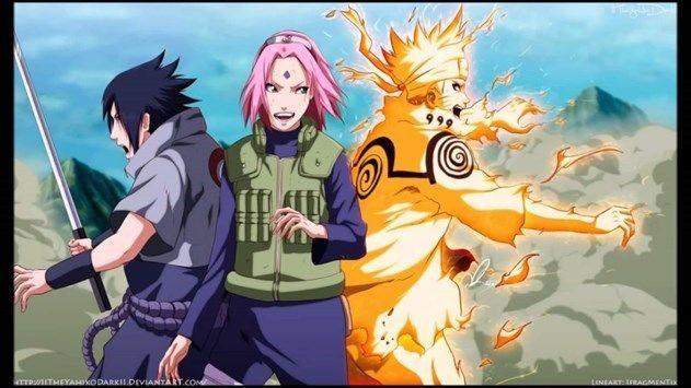 30541 - ¿Quién sería tu pareja perfecta en Naruto?