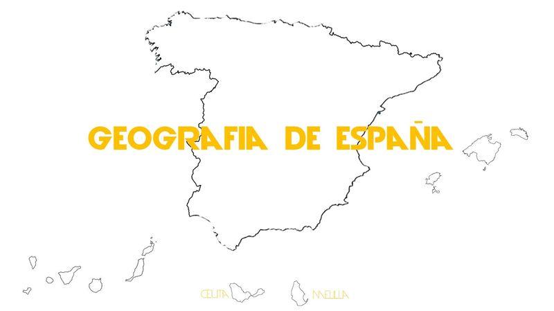 30580 - ¿Cuánto sabes de geografía de España?