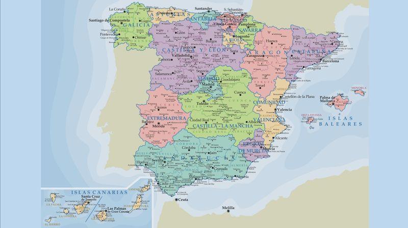 ¿Cuál es la provincia más grande de España?