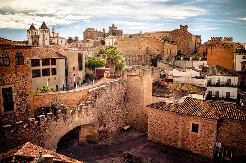 ¿Cuál es la capital de Extremadura?