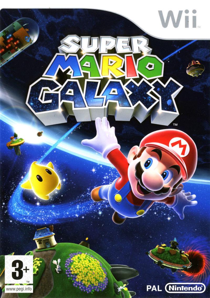 30626 - ¿Cuánto sabes de Super Mario Galaxy?