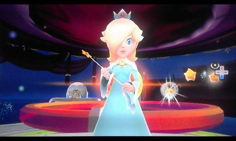 Esta es Estela (más conocida en otros países como Rosalina). Desempeña un papel muy importante en el juego... ¿Cuál? [★☆☆☆☆]
