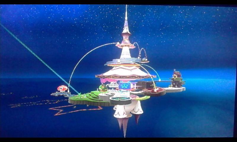 Y esta es su nave estelar. ¿Cómo se llama? [★☆☆☆☆]