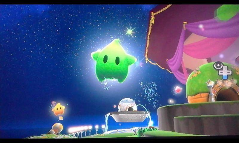 Este Destello verde aparece cuando consigues una Estrella verde. En total hay tres; ¿en cuál de estas galaxias no hay? [★★★★☆]