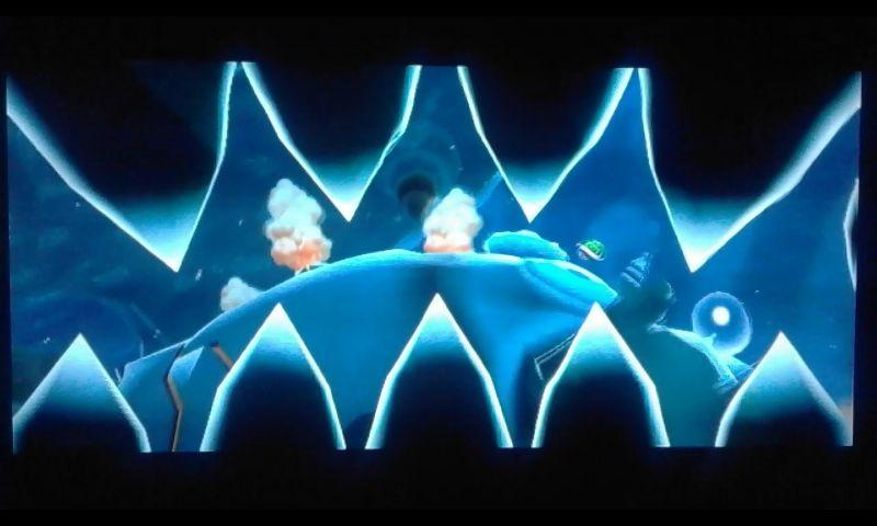 En Super Mario Galaxy vas a encontrarte con muchísimos jefes. ¿A qué galaxia corresponde el de esta amenazante imagen? [★★★★☆]