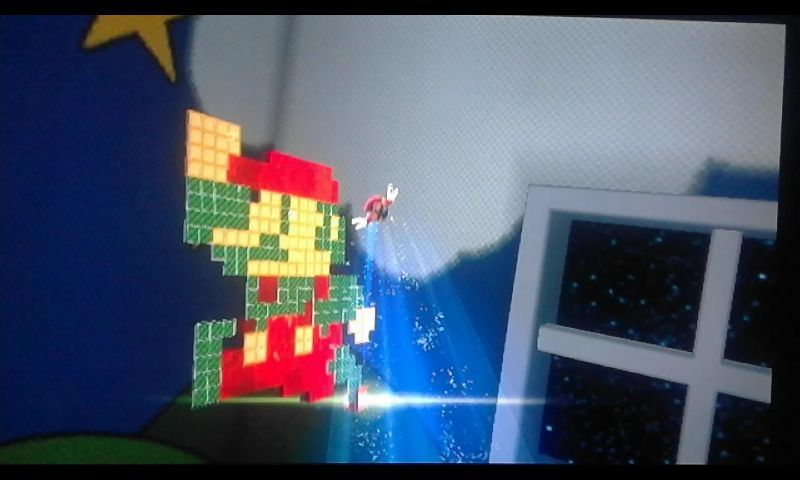 ¿Qué galaxia tiene de canción de fondo una versión del tema del primer nivel de Super Mario Bros. de 1985? [★★★★★]