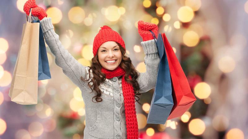 ¿Cuándo sueles hacer las compras navideñas?