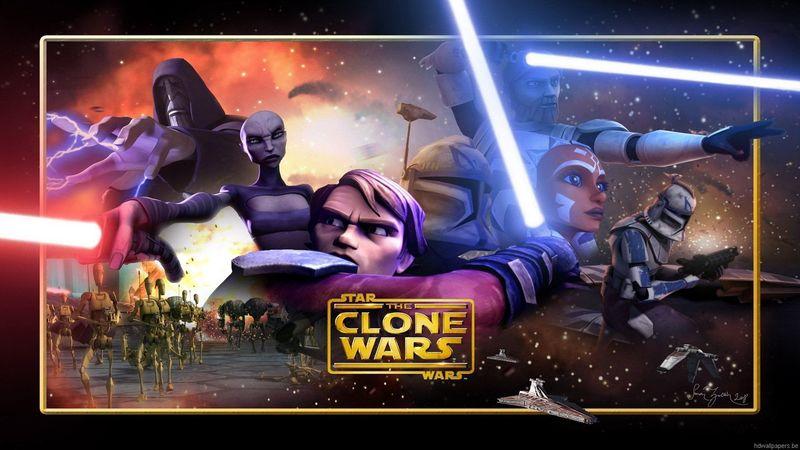 30689 - ¿Qué personaje eres de The Clone Wars?