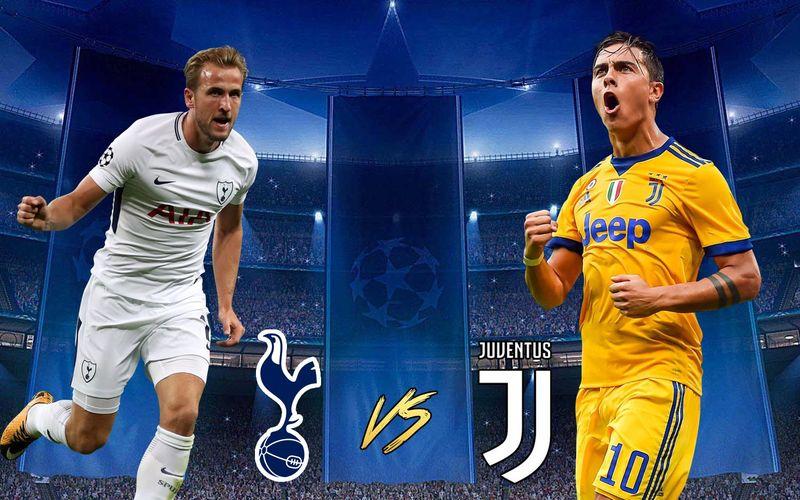 Primer Duelo... Juventus VS Tottenham