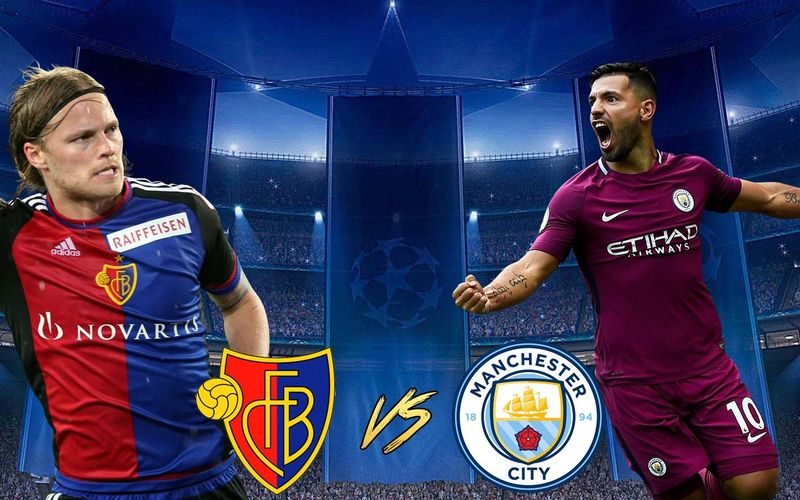 ¿Entre Basel VS Manchester City?
