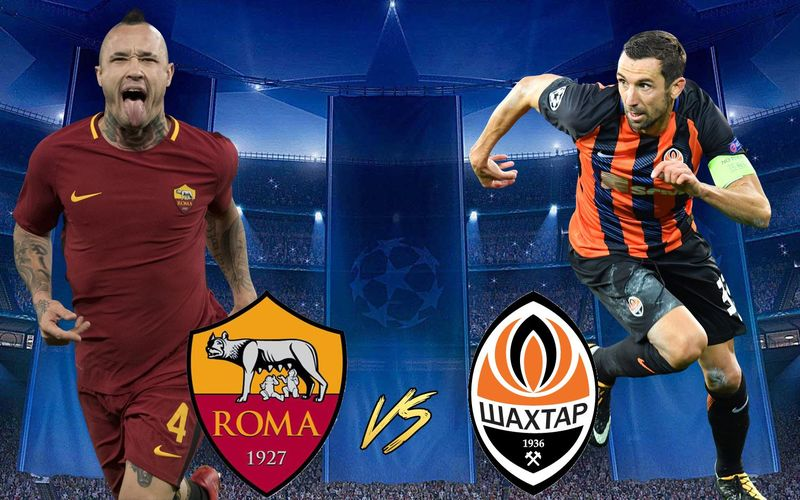 Unos vienen de ganarle al Manchester City, otros de ser primeros en el grupo de la muerte... Shakthar VS Roma