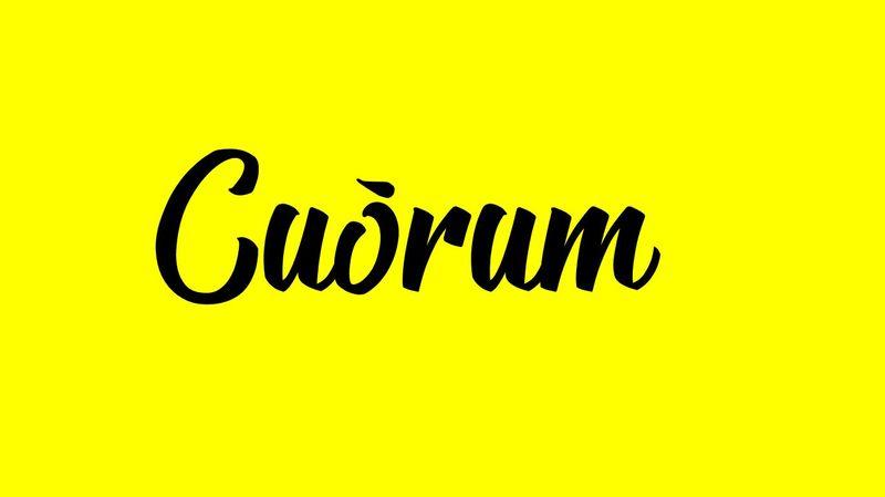Cuórum