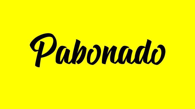Pabonado