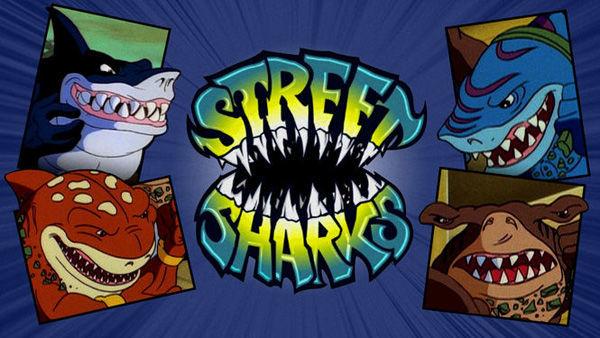 30752 - ¿Reconoces a los personajes de Street Sharks?