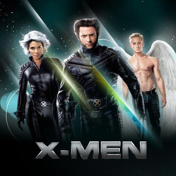 ¿Y los X men?