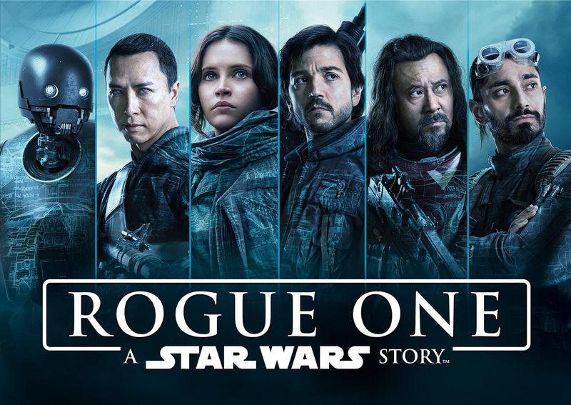 30777 - ¿En qué orden mueren estos personajes de Rogue One?