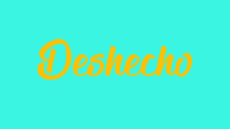 Deshecho