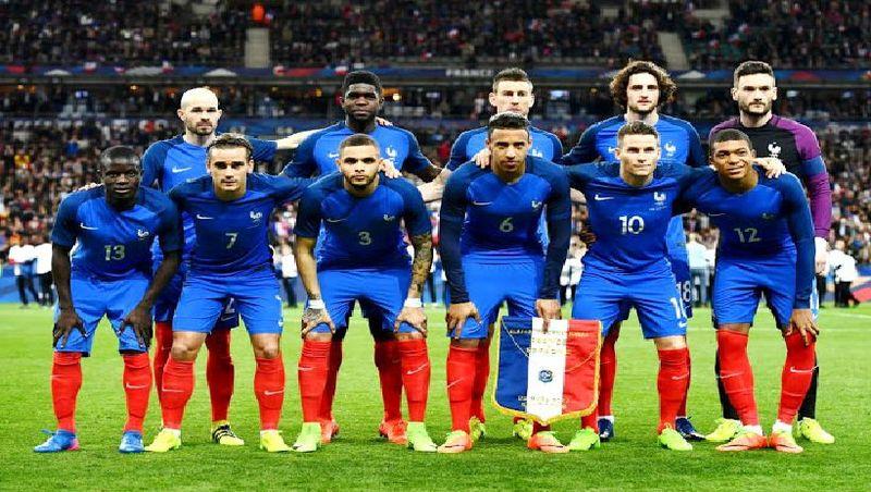 Mejor jugador de Francia