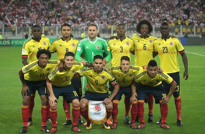 Mejor jugador de Colombia