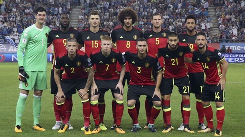 Mejor jugador de Belgica