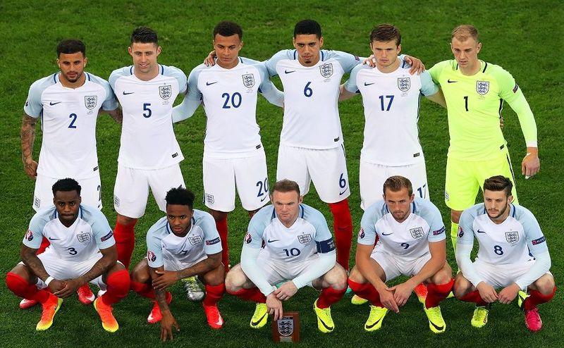 Mejor jugador de Inglaterra
