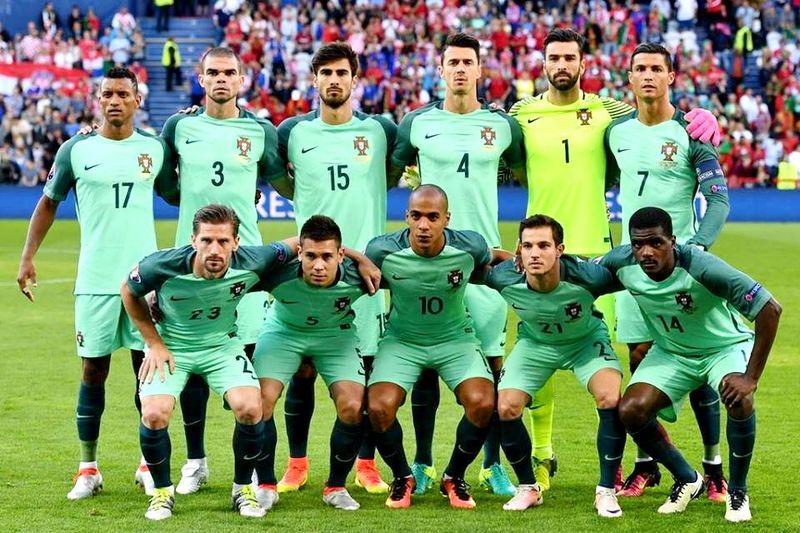 Mejor jugador de Portugal