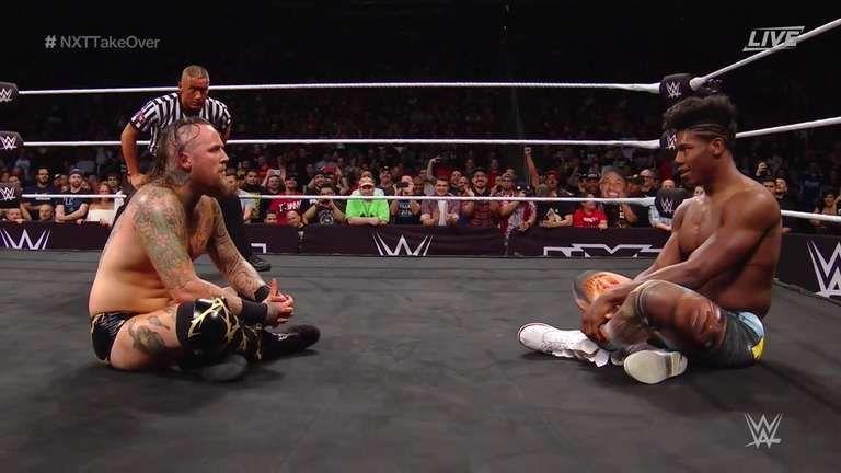 Mejor combate de NXT