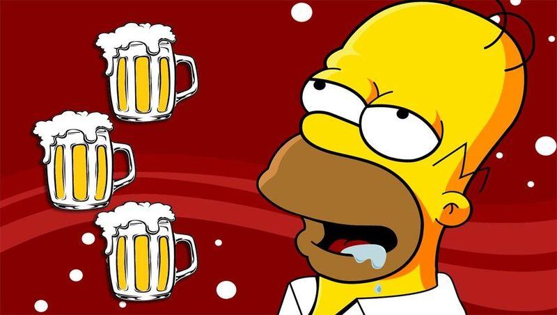 ¿Cuándo tomas cerveza?