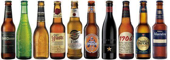 ¿Cuál de estas cervezas lager prefieres?